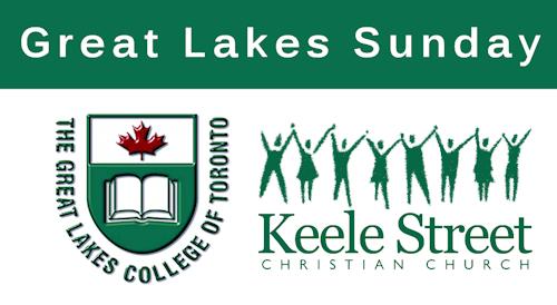 Great Lakes Sunday