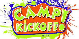 OCA Camp Kickoff